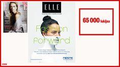 Neste Fashion Forward / Elle – blogiyhteistyö, printti, natiivi, advertoriaali, kilpailu