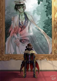 Lelouch x Suzaku 🐉 – Code Geass – Best Art images in 2019 Me Anime, Anime Nerd, Anime Love, Anime Guys, Manga Anime, Manga Girl, Euphemia Li Britannia, Lelouch Vi Britannia, Code Geass Wallpaper