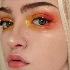 """7,566 Likes, 18 Comments - Model Malay (@modelmalay) on Instagram: """"Eyelids looking like a tropical sunset but outside its still winter and I wanna die :) Model:…"""""""