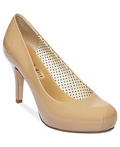 Madden Girl Shoes, Getta Platform Pumps - Shoes - Macy's