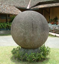 diquis stone spheres - Αναζήτηση Google