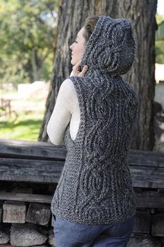 Leif Slipover - Media - Knitting Daily. Free pattern