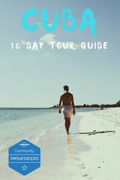 Here is my full guide to a 10 day tour through Cuba's most iconic sites!! I hope you enjoy! Please leave a comment!