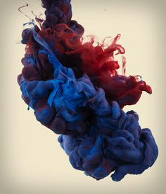 Magnificent Swirls of Ink in Water by Alberto Seveso - My Modern Metropolis
