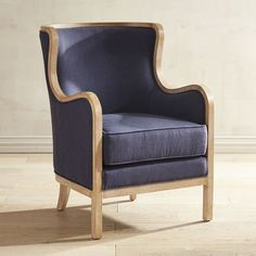 With a versatile style that moves from Shabby Chic to Coastal to Traditional, Devon offers roomy, hand-upholstered seating, a hand-bent birch frame with a whitewashed finish and a reversible, coil-spring seat cushion.