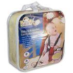 Lambskin Stroller Liner - Cream
