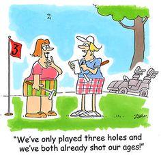 #golf #golfcartoon #girlswhogolf