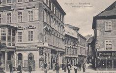 Bratislava, Old Street, Modern Times, Street View, Squares, House, Bobs