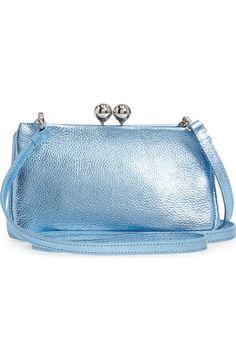 Ted Baker London Chrina Leather Crossbody Bag | Nordstrom Ted Baker Bag, Leather Crossbody Bag, Coin Purse, Nordstrom, London, Purses, Wallet, Bags, Fashion
