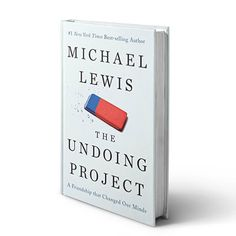 The Undoing Project is about a compelling collaboration between two world-changing scientists. #2016