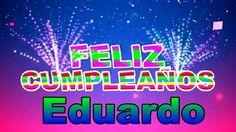 Hoy es un día especial, un año se queda atrás y otro llega con nuevas oportunidades para llenarlo de sonrisas, abrazos y momentos maravillosos, feliz Cumpleaños Eduardo.