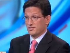 Eric Cantor Blames President Obama For His Primary Defeat!!! OMG!! Unreal!! The Lynching of President Obama rages on!!! Guess it's The Presidents fault we haven't found a cure for cancer!! You gotta read this article!! Unbelievable!!