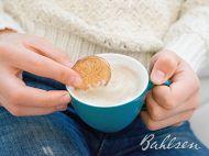 Warmer Cappuccino in der kalten Jahreszeit #Bahlen #LifeIsSweet