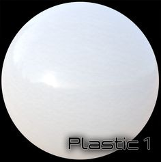 Plastic material created by the Materializer PBR Texturing Engine for Unity 3D. Image rendered with Alloy and Shyshop.