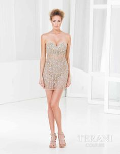 #Terani Couture Cocktail C3686