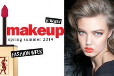 Make up primavera estate 2014 – Fashion Week Trend e Must have #fashionweek #fashion #makeup #colors #trend #musthave #primaveraestate2014 #lipstick #eyeshadow #nudemakep #cosmetic #lip #beauty