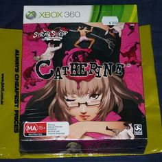 On instagram by andy_kurosagi  #retrogames #microhobbit (o)  http://ift.tt/1O0CvgT  Catherine Stray Sheep edition for Xbox360. My 4th and final physical copy of Catherine.  #catherine #katherine #vincent #xboxlive #atlus #xbox #puzzle #puzzles #platformer  #xbox360 #360 #xboxgamer #xbox360games #game #gamer #gaming #games #instalike #collector #collection #collections #instagaming #retrogamer  #collectorsedition #retrogaming #videogame #videogames