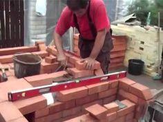 Как сделать барбекю из кирпича своими руками на даче. ☝ Этапы строительства барбекюшницы на участке: ➣ фундамент, ➣ кладка, ➣ обжиг, ➣ сушка. Wood, Crafts, Youtube, Manualidades, Woodwind Instrument, Timber Wood, Trees, Handmade Crafts, Craft