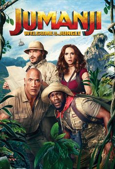 Jumanji III (2017) [Welcome To The Jungle]