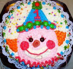pastel infantil payaso | Flickr - Photo Sharing!