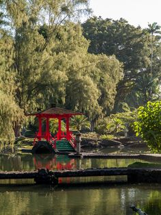 Liliuokalani Gardens in Hilo on the Big Island of Hawaii. Image by Juan Carlos Briceno.