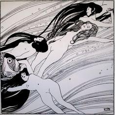 Gustav Klimt                                                                                                                                                                                 Plus