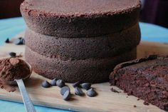 Chocolate Buttermilk Cake, quite possibly the best chocolate cake recipe on the planet!