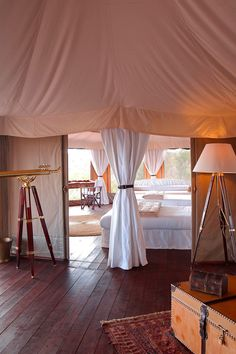 Ol Seki Hemingways Mara Camp - Naboisho Conservancy, Kenya