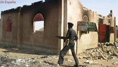 Mueren 21 personas tiroteadas cuando regresaban de varias iglesias en el sur de Nigeria