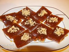 Turkish Sweets, Antalya, Pastry Cake, Turkish Recipes, Ice Cream Recipes, Desert Recipes, Food Design, Chocolate Recipes, Cookie Recipes