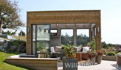 Frittstående hagestue Gazebo, Pergola, Outdoor Classroom, Outdoor Living, Outdoor Decor, Tiny House, Garden Design, Planters, Outdoor Structures
