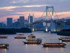 www.3or10.net - Boat Tour in Tokyo