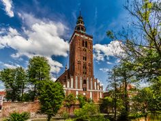Collegiate Church of St. Peter and Paul in Lidzbark Warminski, Poland