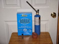 Picture of Using Borax With Your Salvaged Gold Borax, Panning For Gold, Scrap Gold, Gold Prospecting, Nickel Plating, Clay Bowl, Plastic Trays, Metal Detecting, Gold Diy
