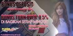 POKERBINTANG, BINTANGNYA POKER ONLINE SEJAK 2013 HINGGA SAAT INI. FREE REGISTER LHO !!!  DEPOSIT | WITHDRAW IDR 20.000 BONUS DEPOSIT 10 % NEW MEMBER BONUS ROLLINGAN 0,5 % BONUS REFERRAL 10 %  #dewapoker #agenpokeronline2018 #idnpoker #pokeronlineindonesia #pokerclub99 #dewapoker #pokeronline2018 #pokerbintang #agenjudi #judipoker #idnplay #idnpoker Poker