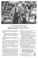 Metropolitan Life Ins. Co. 1945 Ad Picture