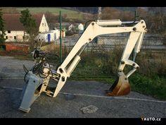 Prodám přesuvný podkop NR-2 Stroje - Zlín