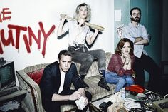 Hey, AMC: Quit screwing around and renew Halt and Catch Fire