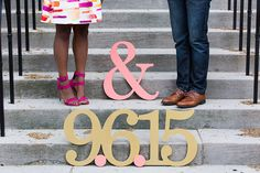 Hey, I found this really awesome Etsy listing at https://www.etsy.com/listing/218727602/date-sign-for-save-the-dates-huge