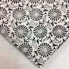 pinwheel floral pattern (Univers Mininga)