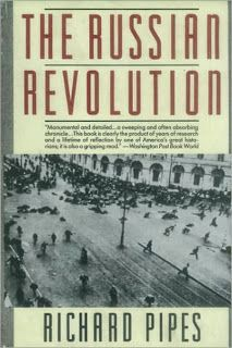 Epub Share: The Russian Revolution by Richard Pipes