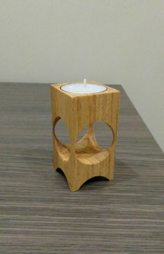 home made wooden candle holders Awesome Woodworking Ideas, Woodworking For Kids, Woodworking Joints, Woodworking Workbench, Custom Woodworking, Woodworking Crafts, Woodworking Beginner, Woodworking Quotes, Woodworking Furniture