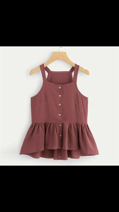 Short Tops, Summer Dresses, Fashion Clothes, Outfits, Girls, Women, Crop Tops, Toddler Girls, Suits