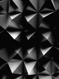 triangles black