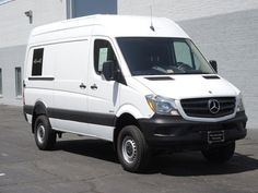 2015 Mercedes-Benz Sprinter 4 X 4 Cargo Van in eBay Motors, Cars & Trucks, Mercedes-Benz | eBay