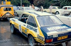 26th Acropolis Rally 1979 in Greece by Greek-Photographer Sport