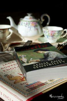 coisasdetere:Chá com livros …