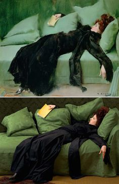 Photographers Cleverly Remake Old Master Paintings - My Modern Met