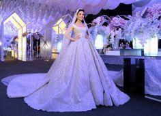 LAMA AND KHALED'S OPULENT BEIRUT WEDDING | Wedded Wonderland