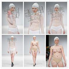 Future of fashion happening now WEARABLE ART BY @Jonriosa Wearable art hits the runway for Day 4 @Fashionarttoronto 2015 DESIGNER @Jonriosa   DEsigner; http://jonriosa.blogspot.com/?m=1 Photography Jonathan Hooper   FAT2015 Website: www.fashionarttoronto.ca Twitter: @FashionArtTO Facebook: @FatArtsFashionWeek  Instagram: @Fashionarttoronto  #jonriosa #wearableart #sculptures #fat2015 #wearable #scifi  #fat2015 #vanjavasic #sculptures #torontoartist #toronto #androgynous #menswear  ##thedaily…